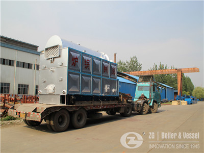 4 tph horizontal steam boiler price