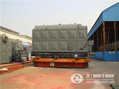 Waste fabric fired steam boiler