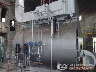 design of boiler for power plant