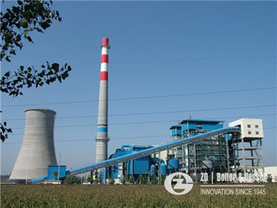 about thermal power plant boiler