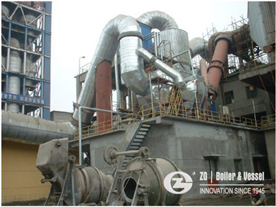 hazardous waste and medical waste boiler