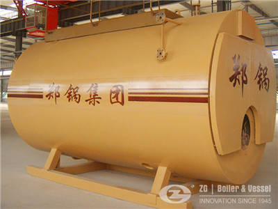 15psi gas fired boiler
