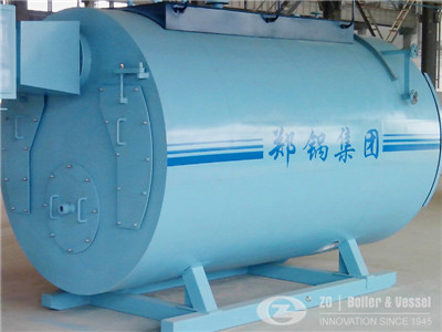 disel  steam boiler