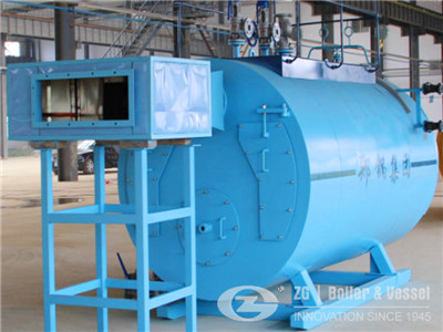 fully auto steam boiler with energy saver