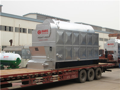 gas fired boiler 10ton
