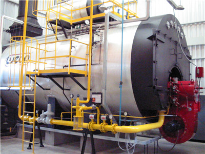 szs series oil and gas fired boiler