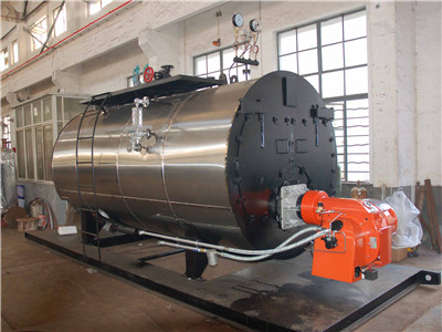 60 T/h boiler with coke waste gas