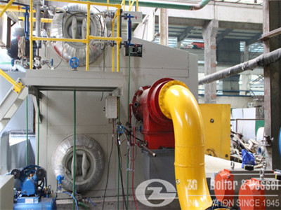 steam boiler iron system