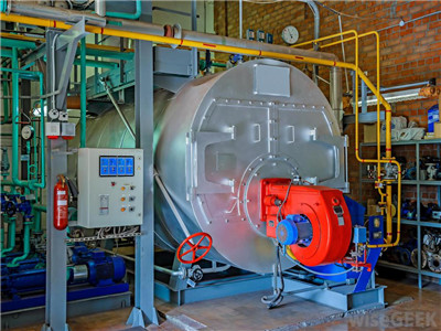 co2 in boiler flue gas of bagasse